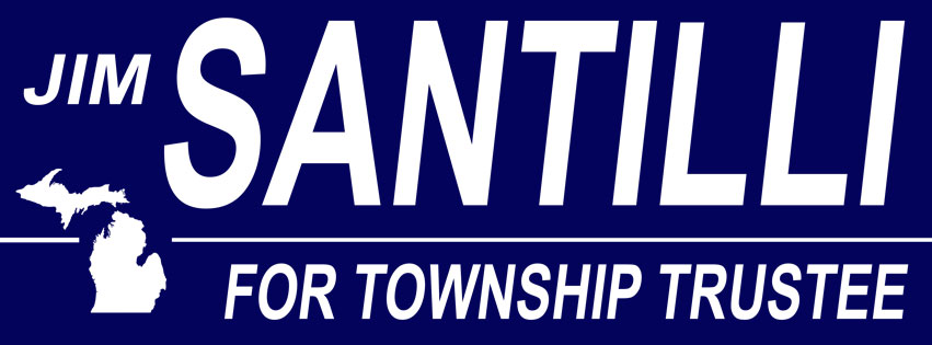 Jim Santilli for Bruce Township Trustee